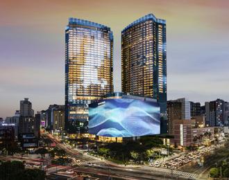 센트온-롯데관광개발, '제주 드림타워'에 프리미엄 향기마케팅 펼쳐